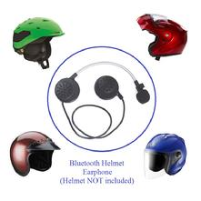 Bluetooth Helmet Earphones (Music and Voice)