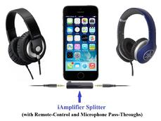 iAmplifier Headphone Amplifier + Splitter